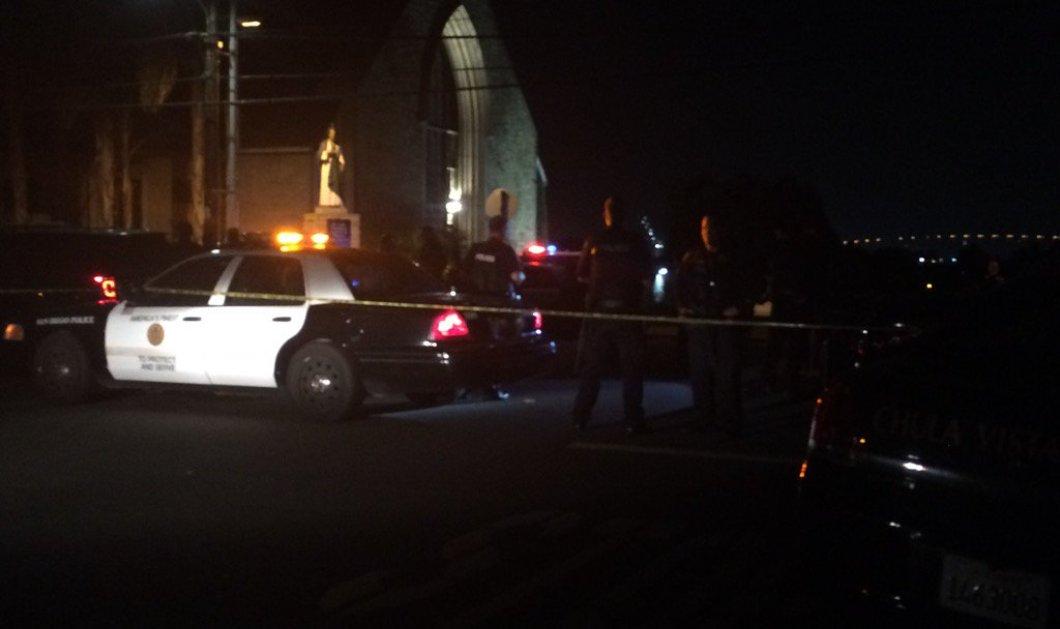 Βροχή πυροβολισμών στο Σαν Ντιέγκο: Τραυματίστηκαν αστυνομικοί - Υπό κράτηση 1 ύποπτος - Κυρίως Φωτογραφία - Gallery - Video
