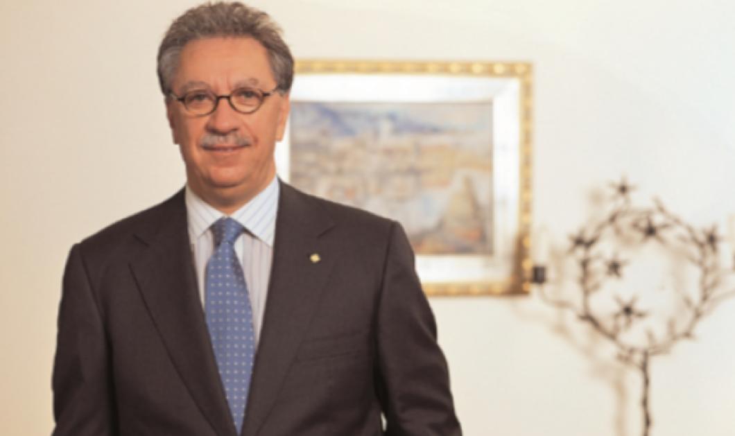 Παραιτείται ο Πρόεδρος της Τράπεζας Πειραιώς, Μιχάλης Σάλλας - Κυρίως Φωτογραφία - Gallery - Video
