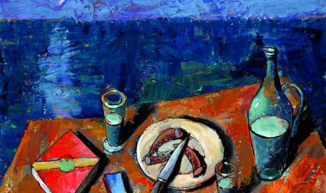 Το μακρύ καλοκαίρι του Παύλου Σάμιου: Ο μεγάλος ζωγράφος ατενίζει την θάλασσα πλάι στα καρπούζια & τα χταποδάκια του - Κυρίως Φωτογραφία - Gallery - Video