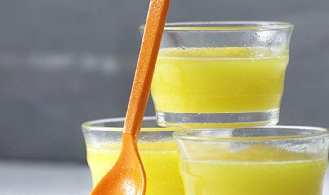 Ο Άκης προτείνει για το βράδυ στην βεράντα κάτι δροσιστικό: Smoothie με μάνγκο και φρούτα του πάθους - Κυρίως Φωτογραφία - Gallery - Video