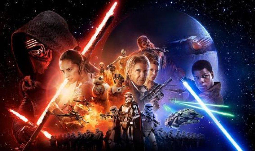 "Live μέσω Διαδικτύου θα μεταδοθεί η γιορτή του Star Wars - Οι θαυμαστές του ''Πολέμου των Άστρων"" παίρνουν θέση  - Κυρίως Φωτογραφία - Gallery - Video"