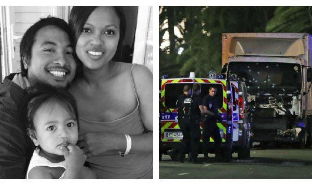 Story of the day: ΄Εχασαν το 8 μηνών βρέφος τους μετά στην επίθεση της Νίκαιας - Πως το βρήκαν μέσω Fb - Κυρίως Φωτογραφία - Gallery - Video