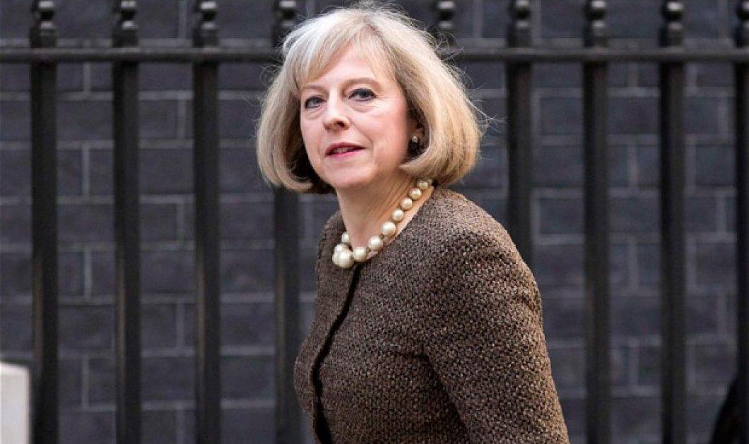 """""""Δεν έχεις παιδιά είμαι ικανότερη εγώ που έχω 3 """": Η Λίντσομ απολογείται στη Μέι - ''Βρώμικος πόλεμος'' εξουσίας στη Βρετανία - Κυρίως Φωτογραφία - Gallery - Video"""