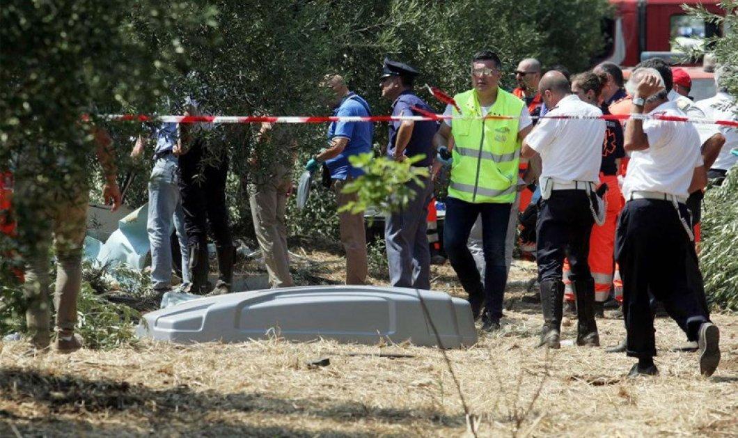Συγκλονίζουν οι προσωπικές ιστορίες από την τραγωδία με τα τρένα στην Ιταλία: Μάνα και κόρη σκοτώθηκαν αγκαλιασμένες   - Κυρίως Φωτογραφία - Gallery - Video