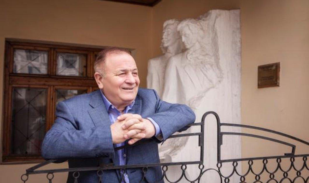 """Παντελής Μπούμπουρας: """"Η Ελλάδα έχασε 300 εκ. από τους Ουκρανούς τουρίστες εξαιτίας του προξενείου"""" - Κυρίως Φωτογραφία - Gallery - Video"""