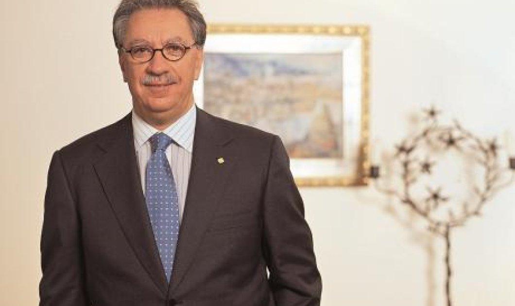 Επίτιμος πρόεδρος της τράπεζας Πειραιώς ο Μιχάλης Σάλλας: Τι είπε στο ΔΣ για την αποχώρησή του - Όλη η ανακοίνωση   - Κυρίως Φωτογραφία - Gallery - Video
