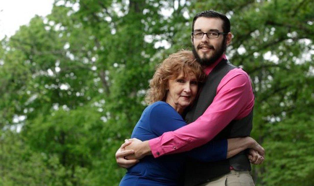 71χρονη παντρεύτηκε 17χρονο 3 εβδομάδες μετά τη γνωριμία τους - Έκαναν σεξ την πρώτη νύχτα γάμου - Κυρίως Φωτογραφία - Gallery - Video