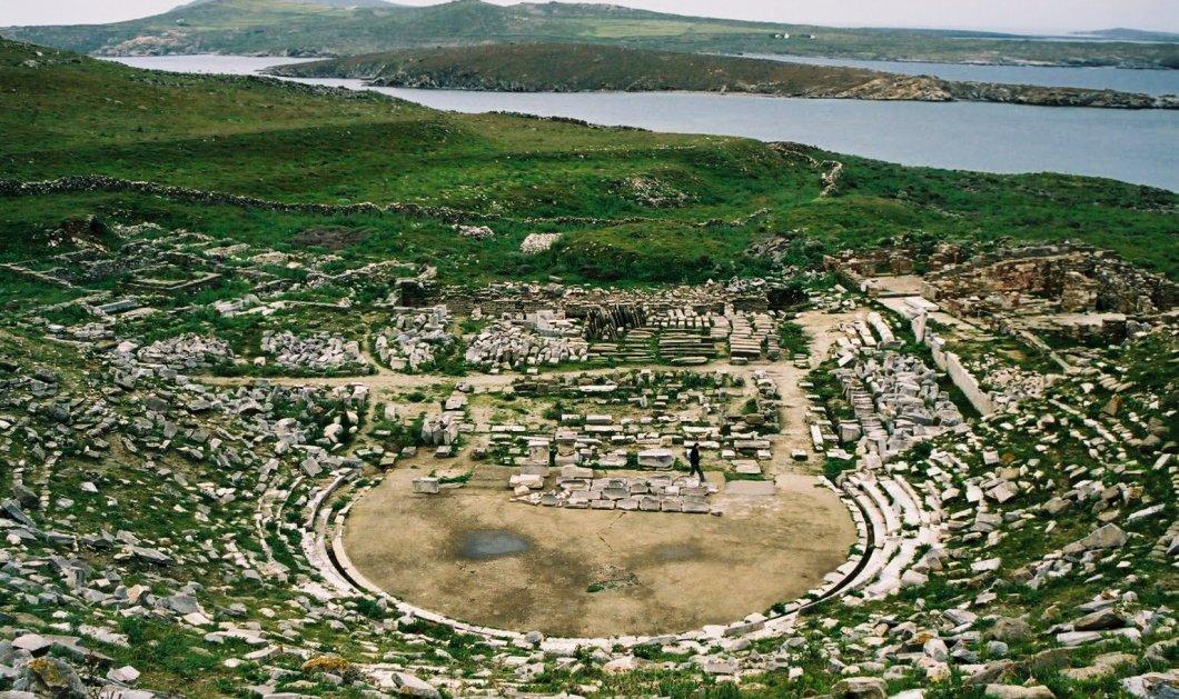 "Good News: Με την "" Εκάβη"" σπάνε δύο χιλιετίες σιωπής στο αρχαίο θέατρο της Δήλου   - Κυρίως Φωτογραφία - Gallery - Video"