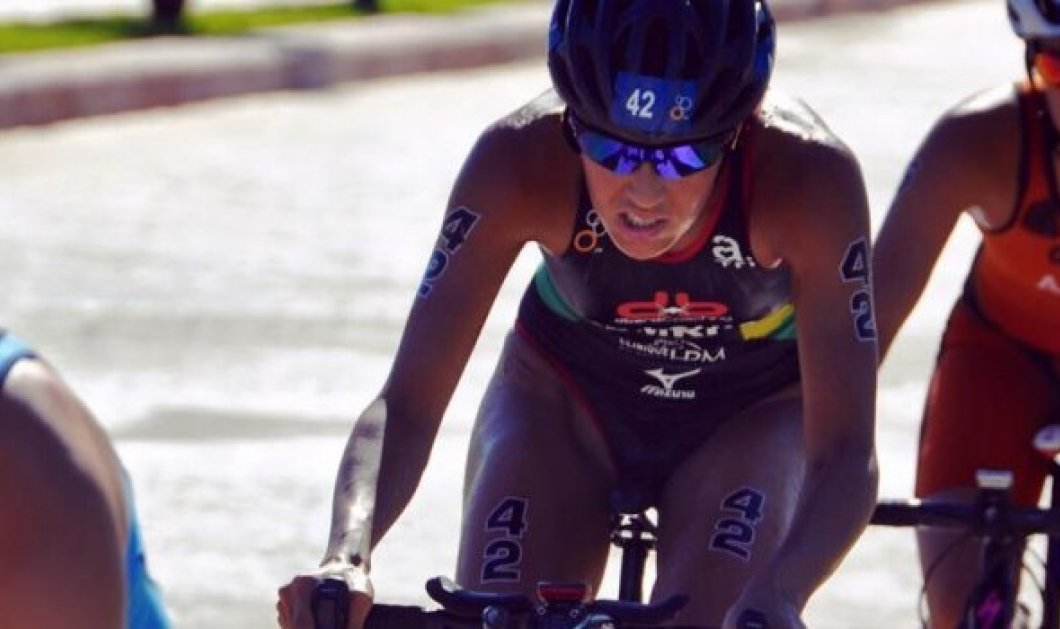 "Top Woman η Φαμπιέν Σεντ Λούις - Η αθλήτρια του τριάθλου που έδωσε ένα μεγάλο ""μάθημα ζωής"" στο Ρίο - Κυρίως Φωτογραφία - Gallery - Video"
