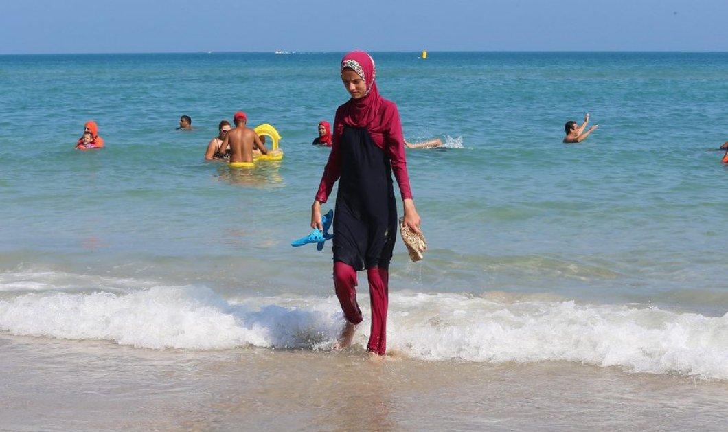 5 μουσουλμάνες στον Guardian: Να σας πούμε γιατί εμείς φοράμε μπουρκίνι στις παραλίες σας    - Κυρίως Φωτογραφία - Gallery - Video