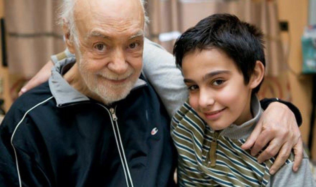 Το συγκινητικό μήνυμα του γιου του Ανδρέα Μπάρκουλη: «Άγγελε μου...σ' αγαπώ...να προσέχεις εκεί που είσαι»  - Κυρίως Φωτογραφία - Gallery - Video