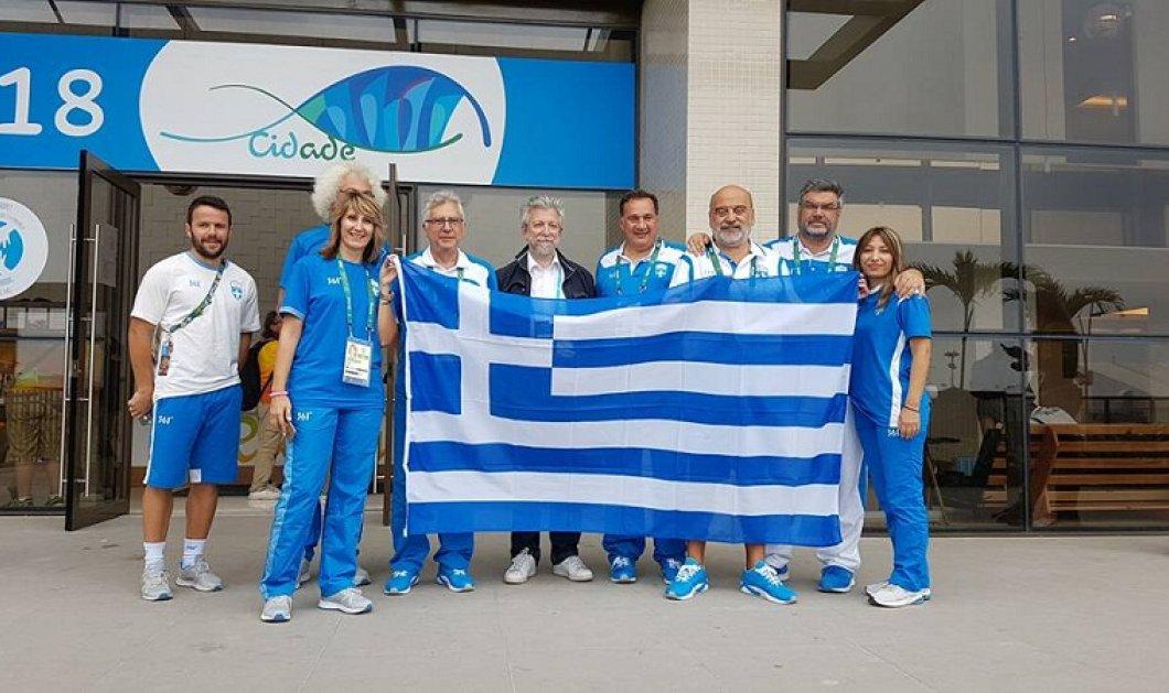 Αποθέωση για την Άννα Κορακάκη στο Ολυμπιακό Χωριό - Δείτε πώς την υποδέχθηκαν τα μέλη της Ελλ. Αποστολής - Κυρίως Φωτογραφία - Gallery - Video