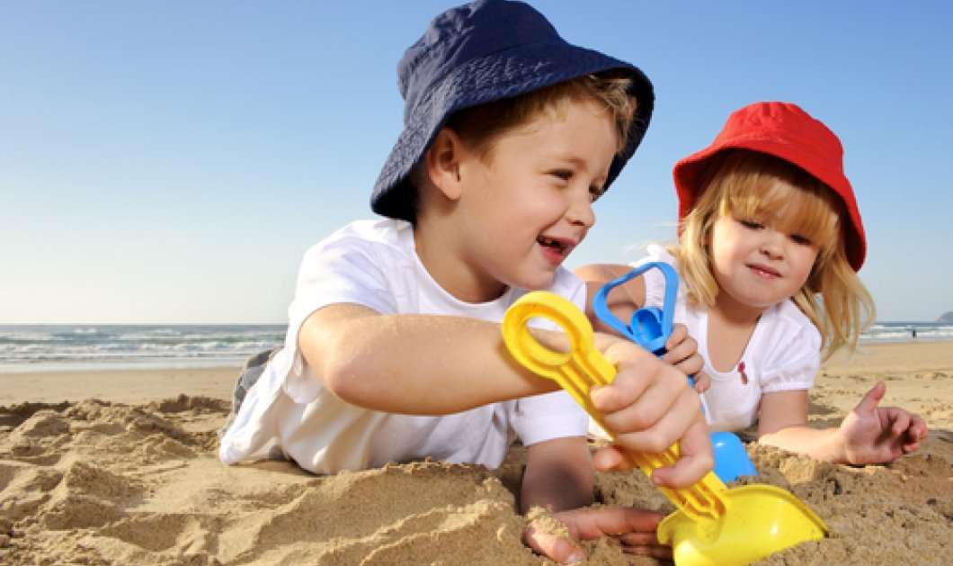 Tips- Πως καθαρίζονται εύκολα τα παιχνίδια από την άμμο; - Κυρίως Φωτογραφία - Gallery - Video