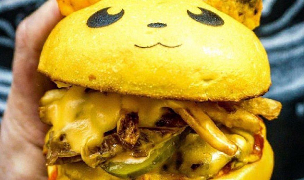 Τα νέα Pokemon… burgers που έγιναν Viral! Φώτο  - Κυρίως Φωτογραφία - Gallery - Video