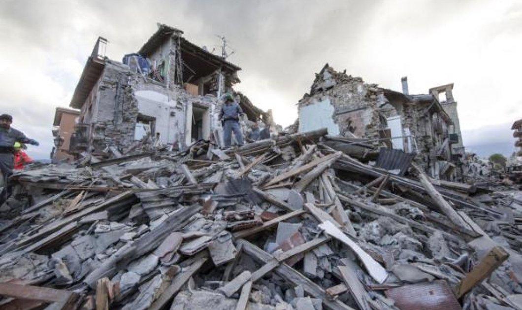 Εικόνες βιβλικής καταστροφής στην Ιταλία: 252 νεκροί από την μανία του Εγκέλαδου    - Κυρίως Φωτογραφία - Gallery - Video