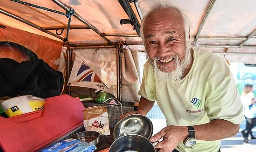 Μαθήματα ζωής: 60χρονος έκανε 40.000 μίλια με το ποδήλατο του & έφτασε στο Ρίο - Κυρίως Φωτογραφία - Gallery - Video