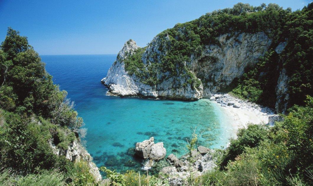 Η «άγνωστη» στους περισσότερους ελληνική παραλία ανακηρύχτηκε η 7η καλύτερη στον κόσμο! Ποια είναι; - Κυρίως Φωτογραφία - Gallery - Video