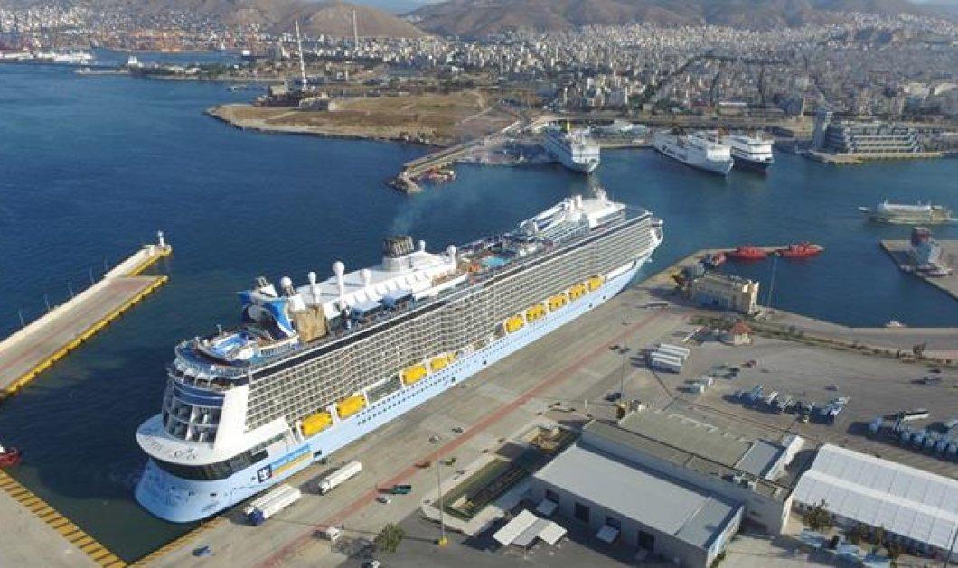Summer @ eirinika - Ταξιδέψτε : 5 κρουαζιερόπλοια φτάνουν ή φεύγουν από το λιμάνι του Πειραιά - εκπληκτικά βίντεο - Κυρίως Φωτογραφία - Gallery - Video