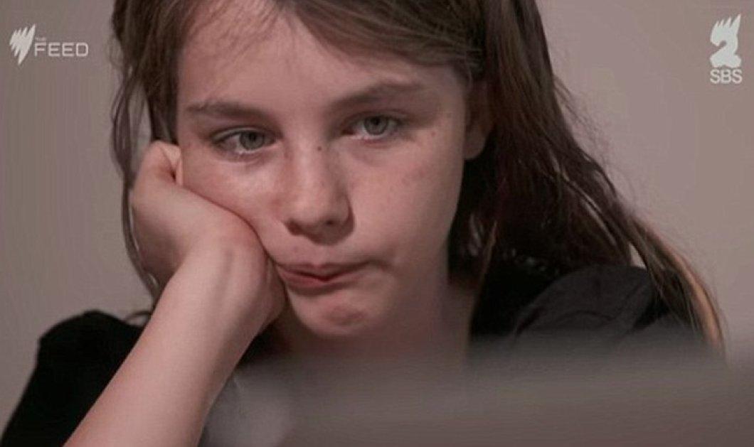 13χρονη αποπειράθηκε να αυτοκτονήσει: Οι ζωγραφιές της κόβουν την ανάσα   - Κυρίως Φωτογραφία - Gallery - Video