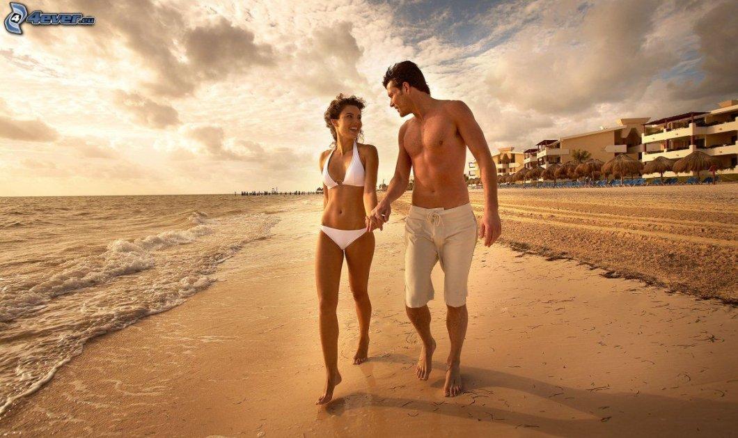 Σεξ στην παραλία; Ρομαντικό αλλά να τι πρέπει να ξέρεις για να το φχαριστηθείς ως το τέλος - Κυρίως Φωτογραφία - Gallery - Video