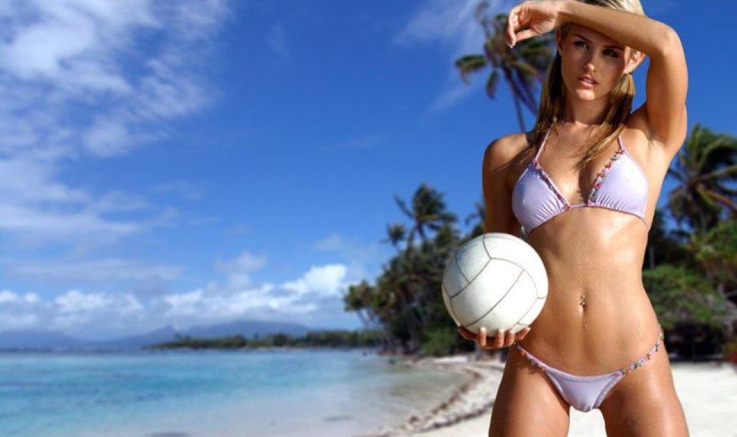 Κολύμπι , beach volley, ρακέτες – Πόσες θερμίδες καίμε με τα καλοκαιρινά σπορ; - Κυρίως Φωτογραφία - Gallery - Video