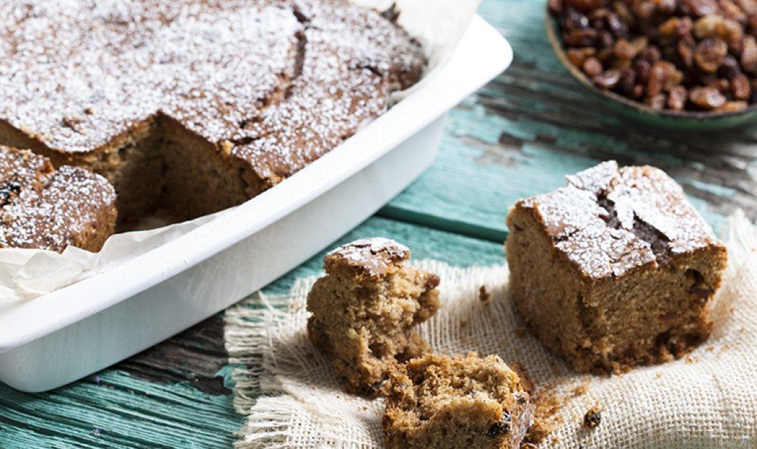 Η γιορτή του Αγίου Φανουρίου πλησιάζει, γι΄αυτό φτιάξε και εσύ το κέικ της Αργυρώς σαν φανουρόπιτα  - Κυρίως Φωτογραφία - Gallery - Video