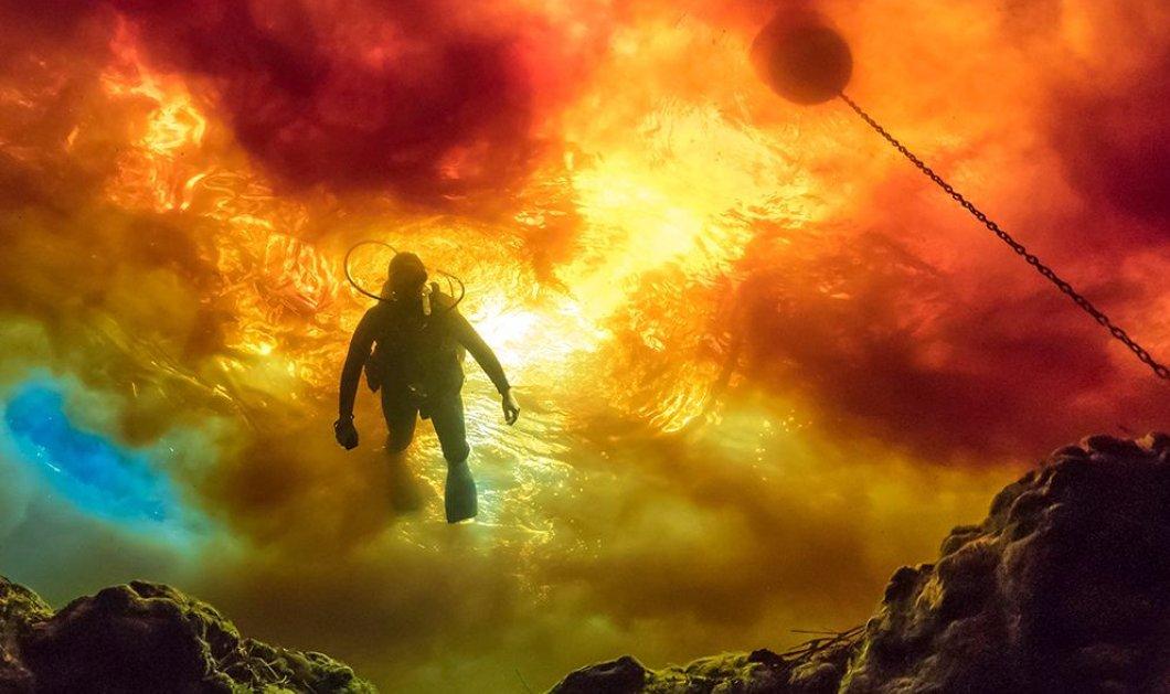 Στον μαγικό βυθό των θαλασσών με τον φακό του National Geographic – Η σαγήνη των δυτών  - Κυρίως Φωτογραφία - Gallery - Video