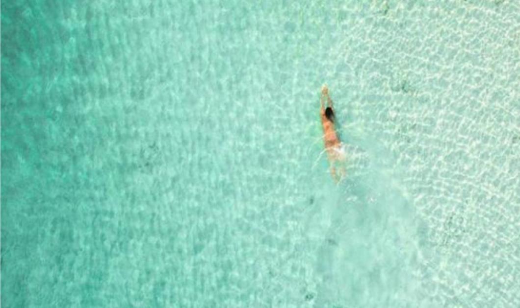 Το απέραντο γαλάζιο της θάλασσας σε φανταστικά κλικς από drone - Θα σας μαγέψει - Κυρίως Φωτογραφία - Gallery - Video
