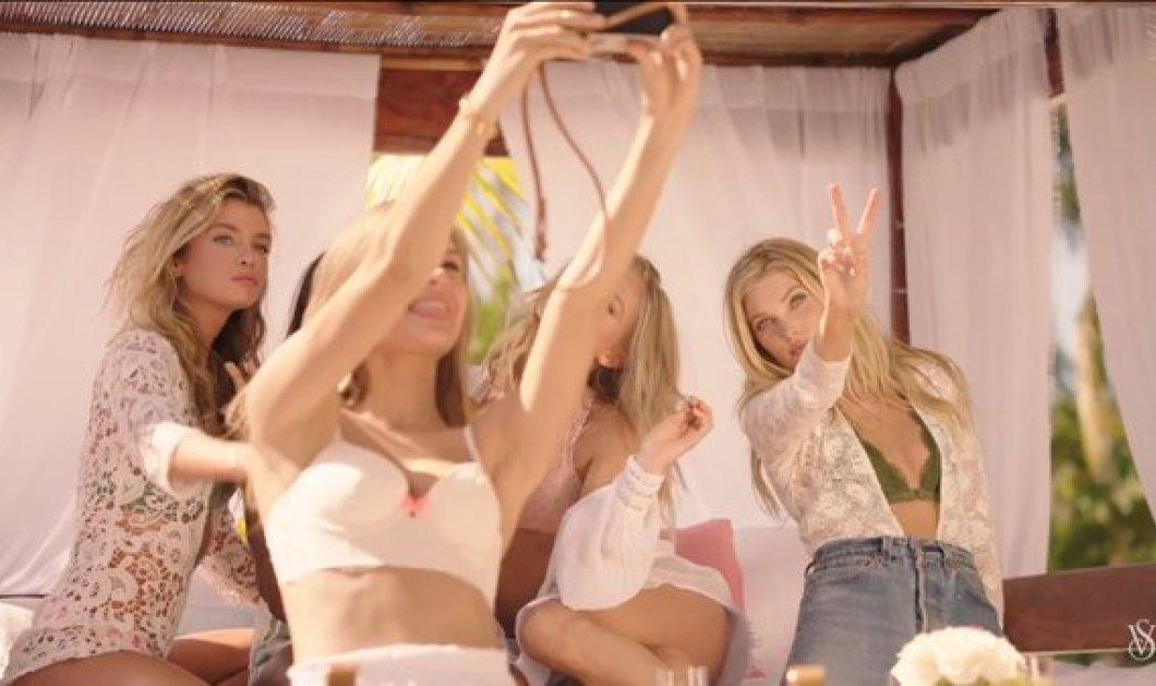 Oι άγγελοι της Victoria's Secret δουλεύουν και το καλοκαίρι - Τρελός χορός στο νέο βίντεο κλιπ του Justin Timberlake - Κυρίως Φωτογραφία - Gallery - Video