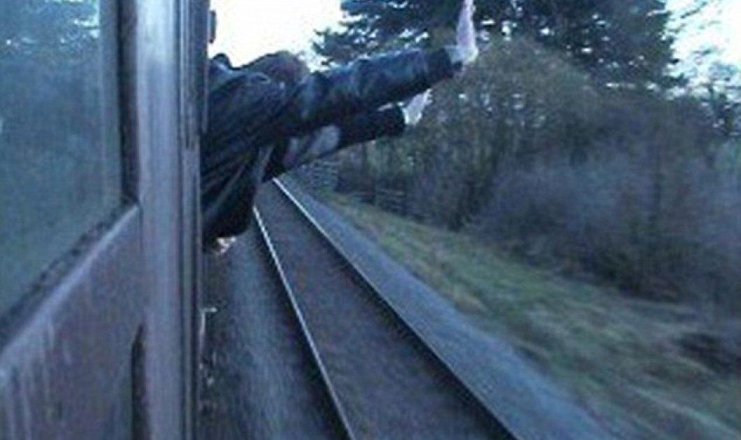 Η προφητική φωτό για το τέλος του άτυχου Simon: Πώς αποκεφαλίστηκε από αμαξοστοιχία - Κυρίως Φωτογραφία - Gallery - Video