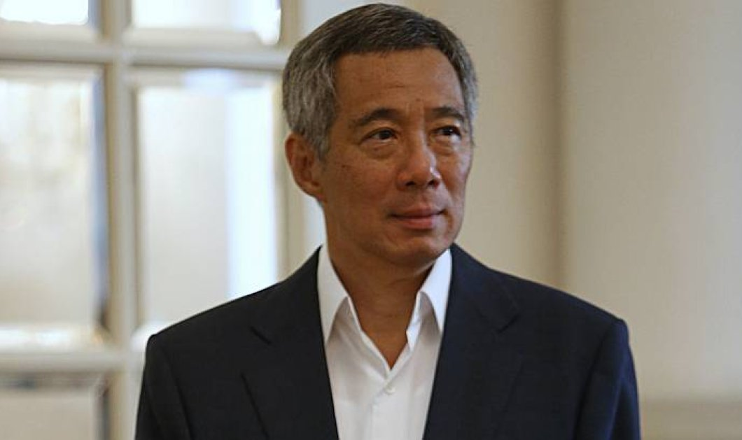 Βίντεο: Η φοβερή στιγμή που ο Πρωθυπουργός της Σιγκαπούρης λιποθυμά live & καταρρέει - Κυρίως Φωτογραφία - Gallery - Video