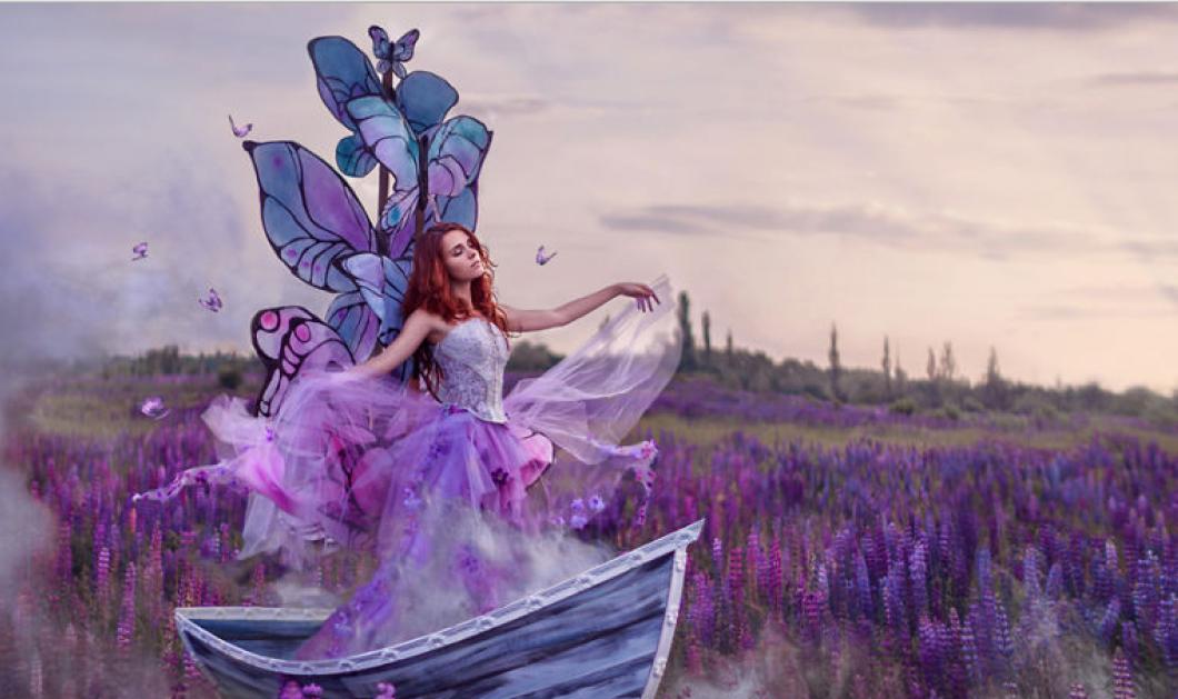 Κλικς σαν από παραμύθι: Γυναίκες της διπλανής πόρτας μεταμορφώνονται σε νεράιδες & πριγκίπισσες σε απίθανες φωτό - Κυρίως Φωτογραφία - Gallery - Video