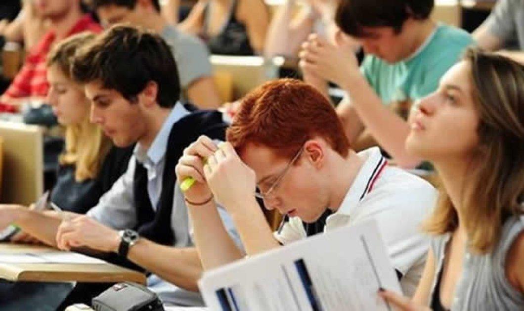 Αλλαγές στο λύκειο ετοιμάζει το Υπ. Παιδείας - Τέλος οι Πανελλήνιες, με τον βαθμό λυκείου η εισαγωγή στις ανώτατες σχολές - Κυρίως Φωτογραφία - Gallery - Video