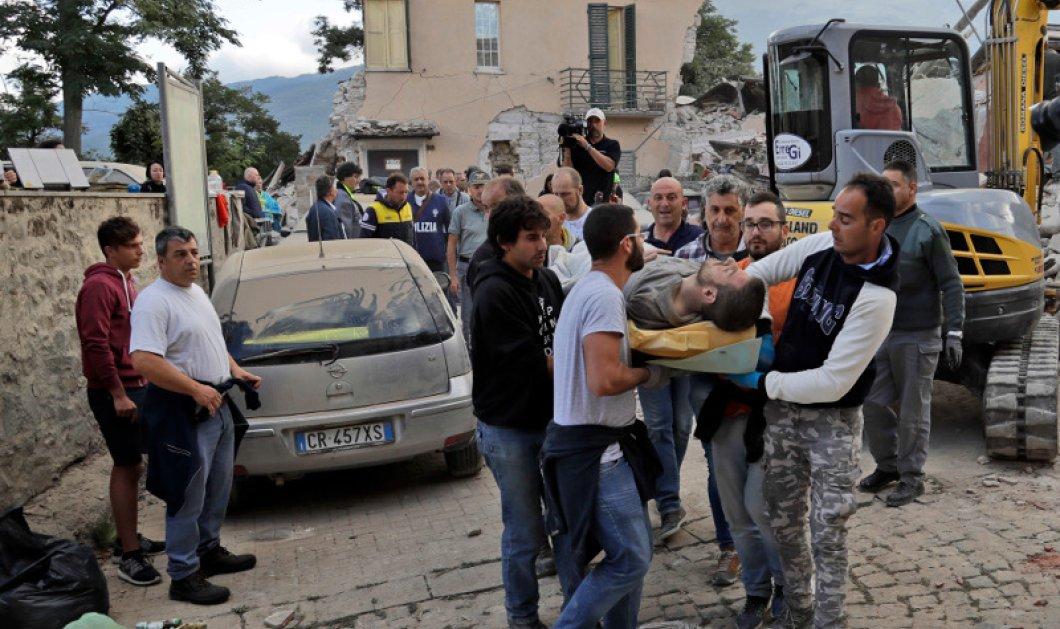 Ανεβαίνει δραματικά ο αριθμός των νεκρών στην Ιταλία: 268 πλέον τα θύματα - Φόβοι για αύξηση - Κυρίως Φωτογραφία - Gallery - Video