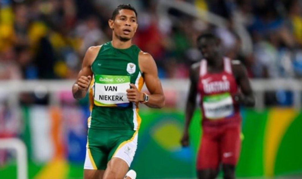 Βίντεο: Ιστορικό παγκόσμιο ρεκόρ στα 400 μέτρα του Νοτιοαφρικανού, έσβησε του Τζόνσον μετά από 17 χρόνια    - Κυρίως Φωτογραφία - Gallery - Video