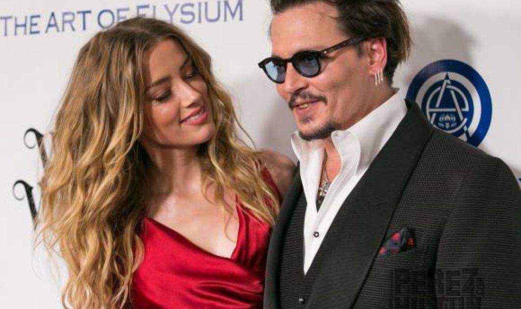 Good news & καλό παράδειγμα: Η A. Heard δωρίζει τα 7 εκ. δολ. του διαζυγίου της με τον J. Depp για τις κακοποιημένες γυναίκες - Κυρίως Φωτογραφία - Gallery - Video