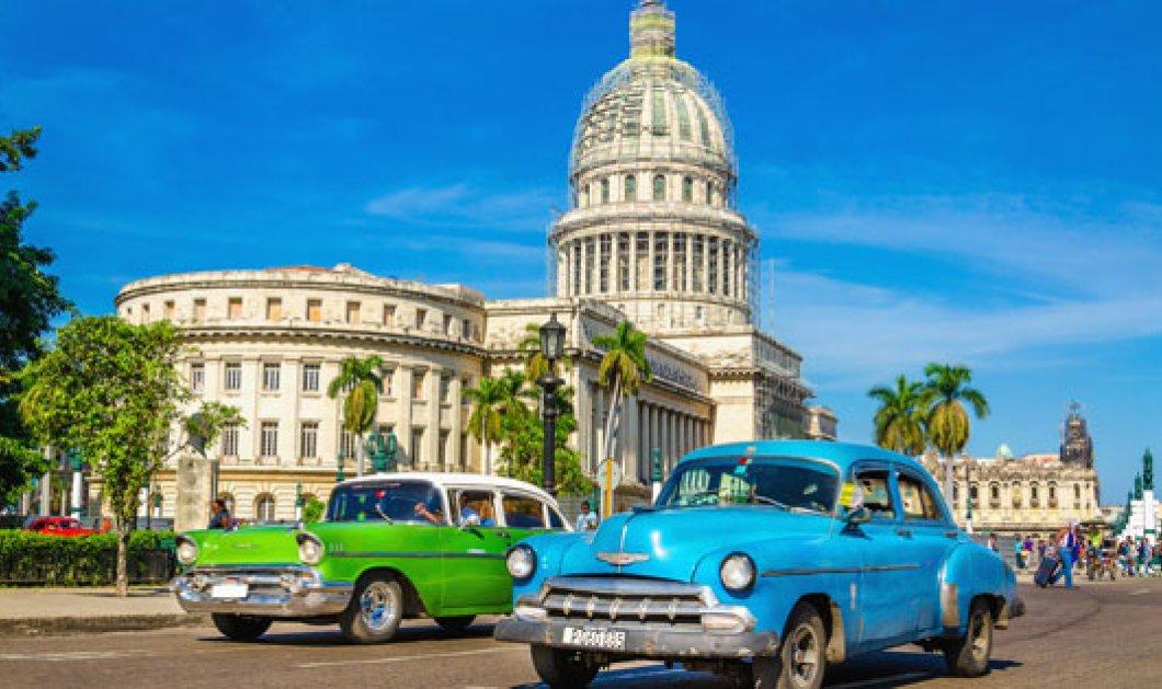 Σήμερα η ιστορική πρώτη πτήση από την Αμερική στην Κούβα ύστερα από μισό αιώνα - Κυρίως Φωτογραφία - Gallery - Video
