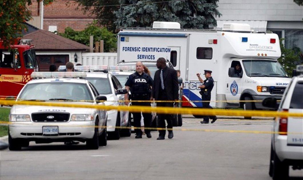 Απίστευτο περιστατικό στον Καναδά: Άνδρας σκότωσε με τόξο τρεις ανθρώπους   - Κυρίως Φωτογραφία - Gallery - Video