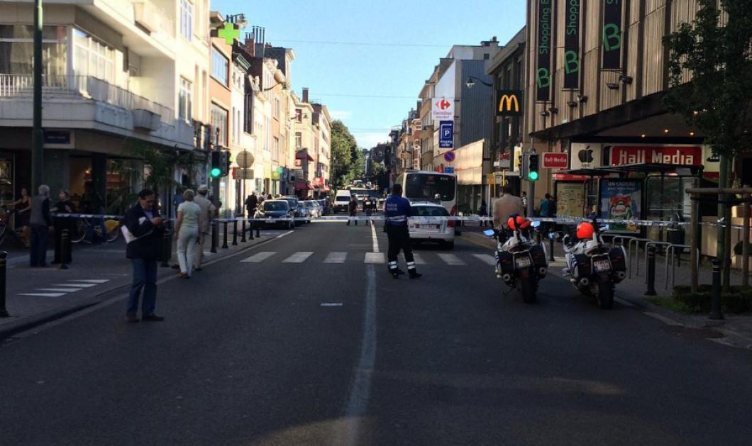 Νέος συναγερμός στο Βέλγιο: Επίθεση γυναίκας με ματσέτα σε επιβάτες λεωφορείου    - Κυρίως Φωτογραφία - Gallery - Video