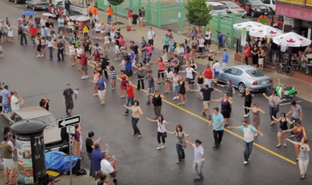 Βίντεο: Ελληνικό φεστιβάλ στην Οττάβα - Ξέφρενος χορός, μουσική και κέφι!  - Κυρίως Φωτογραφία - Gallery - Video
