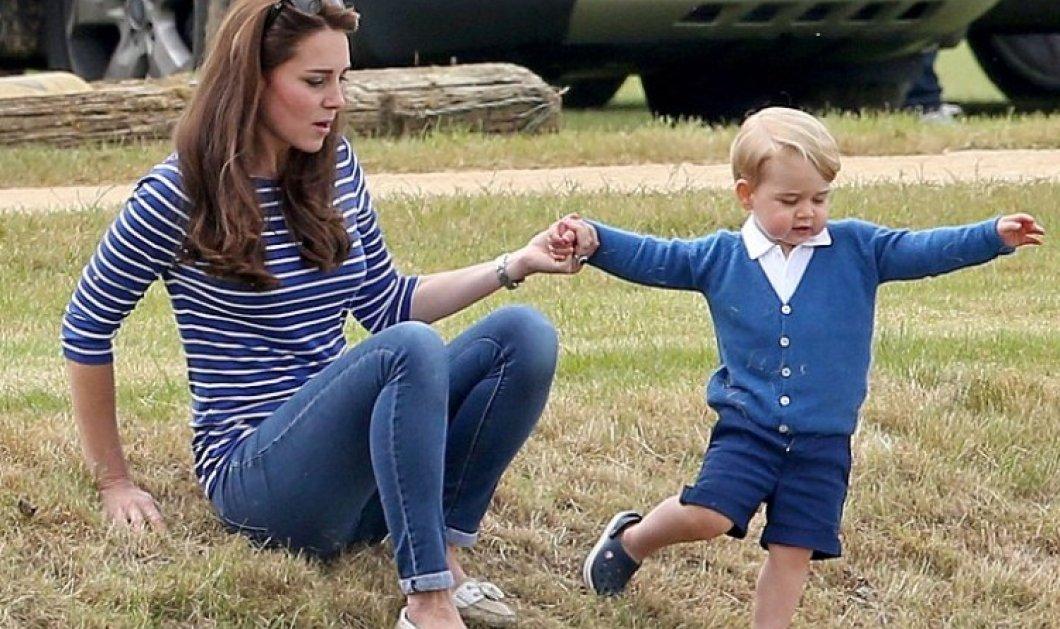 """Η Κέιτ Μίντλετον αποκαλύπτει τις σκανταλιές του """"άτακτου"""" πρίγκιπα Τζορτζ στην κουζίνα! - Κυρίως Φωτογραφία - Gallery - Video"""