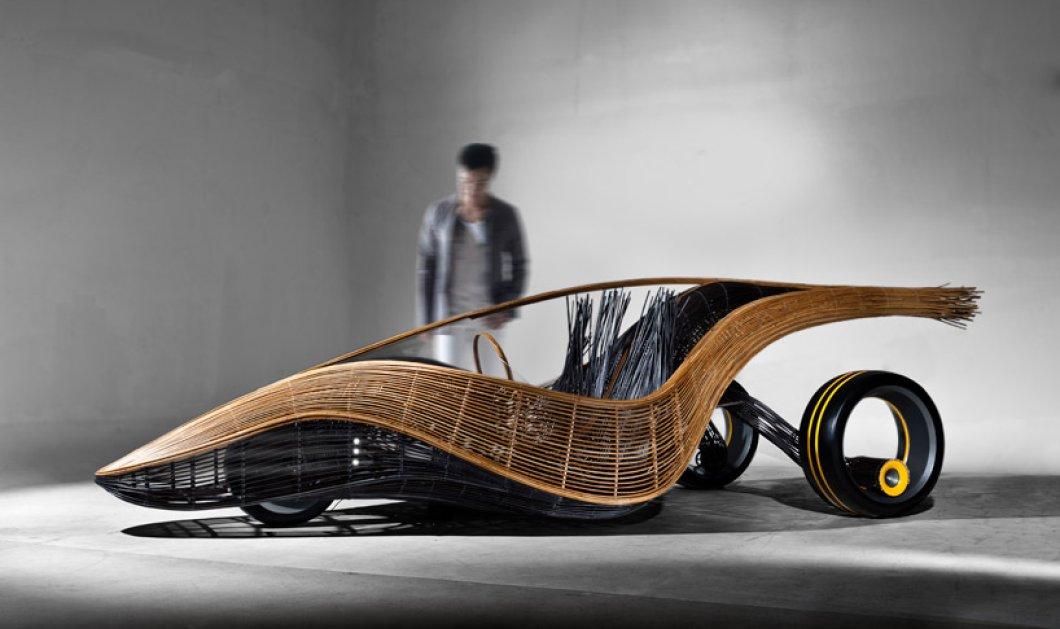 "Phoenix: Αυτό είναι το πιο φουτουριστικό και ""οικολογικό"" αυτοκίνητο του κόσμου! - Κυρίως Φωτογραφία - Gallery - Video"