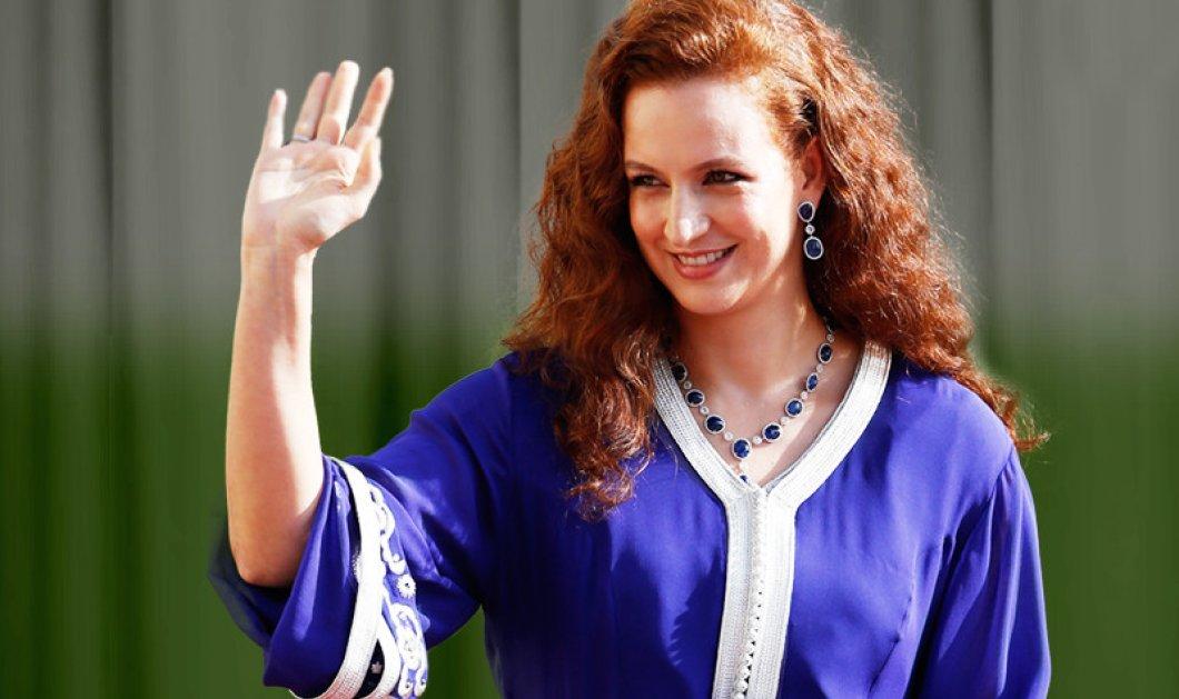 Η κοκκινομάλλα πριγκίπισσα του Μαρόκο Λάλα κάνει διακοπές στην Κέρκυρα  - 20.000 ευρώ την ημέρα για την διαμονή της - Κυρίως Φωτογραφία - Gallery - Video