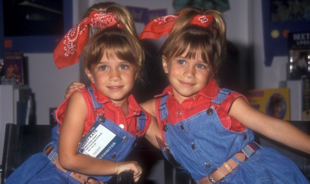 Κουίζ: Ποιές είναι αυτές οι χαριτωμένες διδυμούλες που έγιναν διάσημες;   - Κυρίως Φωτογραφία - Gallery - Video