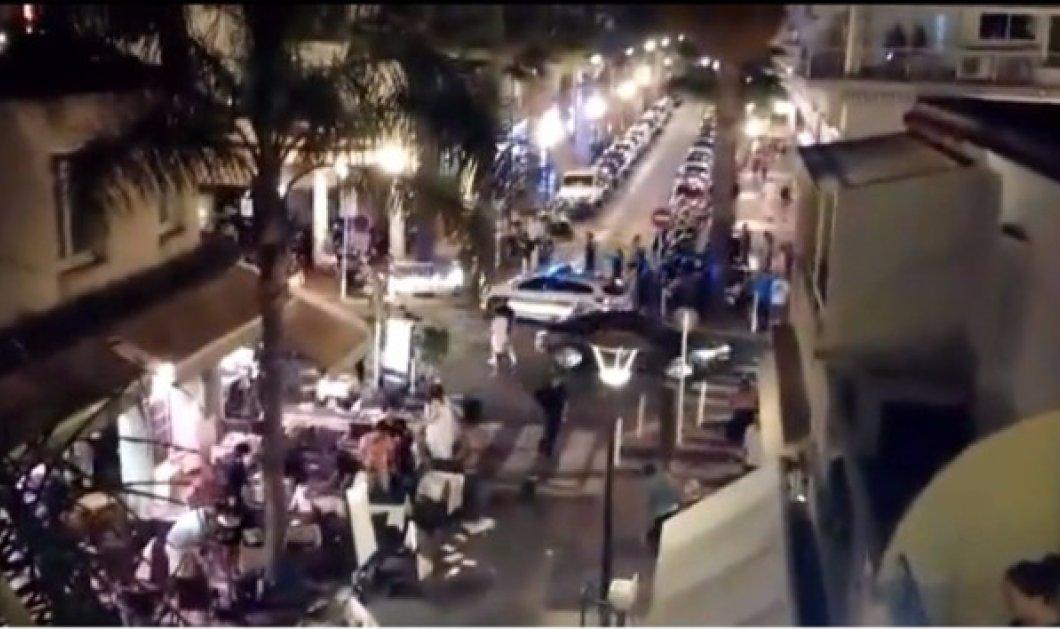 Δεκάδες τραυματίες από ποδοπάτημα στην Κυανή Ακτή: Άκουσαν κρότους & φοβήθηκαν ότι είναι τρομοκρατική ενέργεια   - Κυρίως Φωτογραφία - Gallery - Video