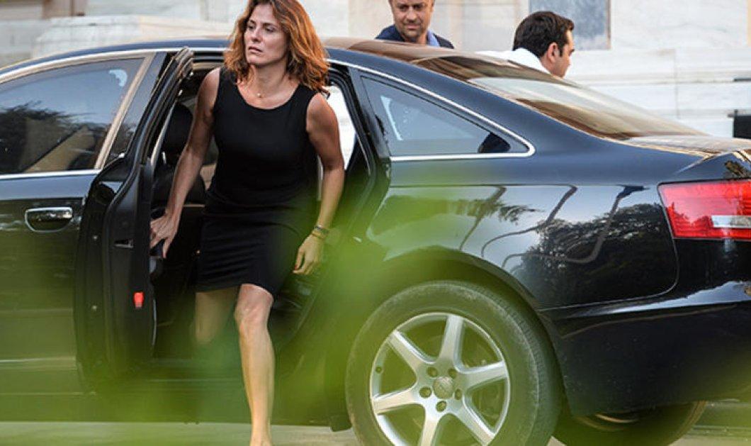 Η Μπέτυ Μπαζιάνα πήρε απόσπαση στο Μετσόβιο Πολυτεχνείο  από την Δυτ. Μακεδονία  - Κυρίως Φωτογραφία - Gallery - Video