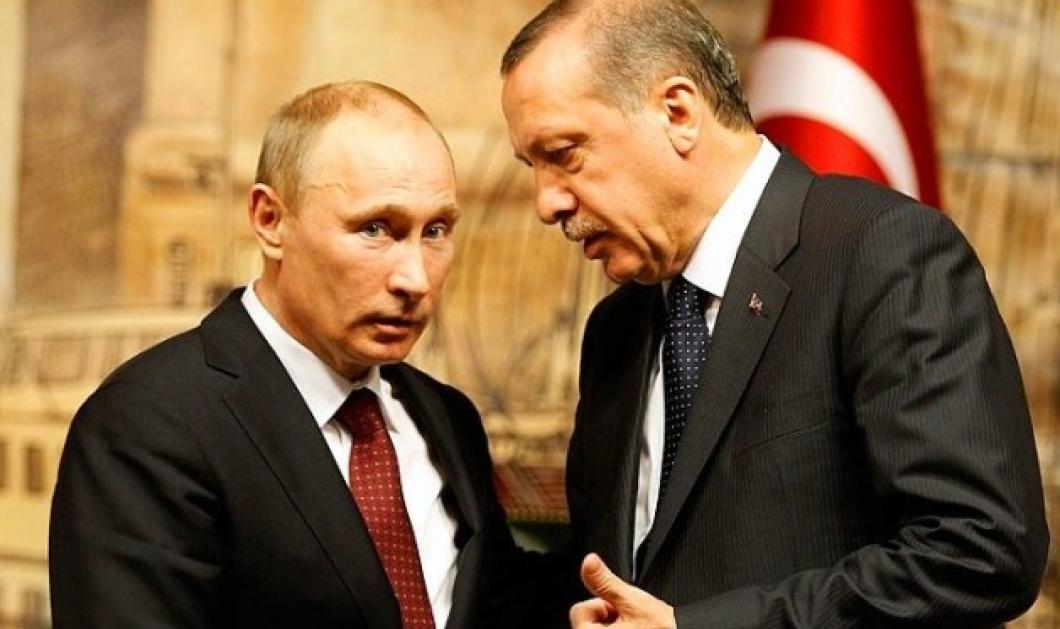 Πούτιν – Ερντογάν: Τι αποφάσισαν & τι φοβίζει την Ευρώπη η συνάντηση κορυφής που αλλάζει τον ''χάρτη'' - Κυρίως Φωτογραφία - Gallery - Video