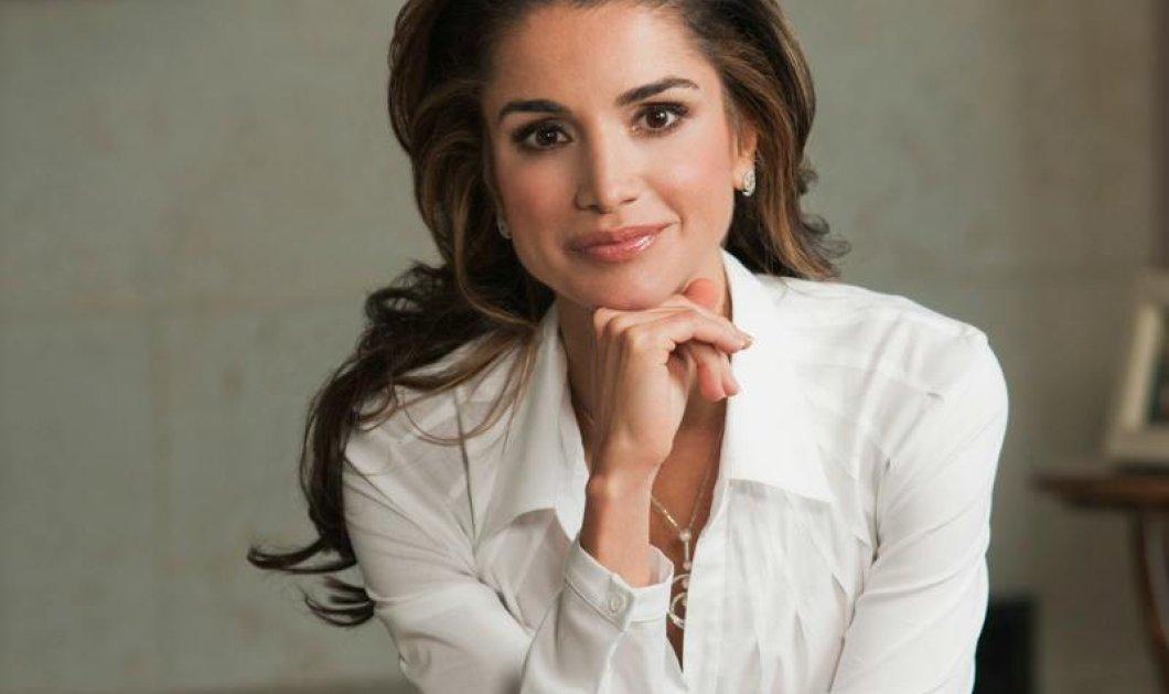 Η Βασίλισσα Ράνια της Ιορδανίας με νέο hair look: Πιο ξανθιά από ποτέ - Κυρίως Φωτογραφία - Gallery - Video