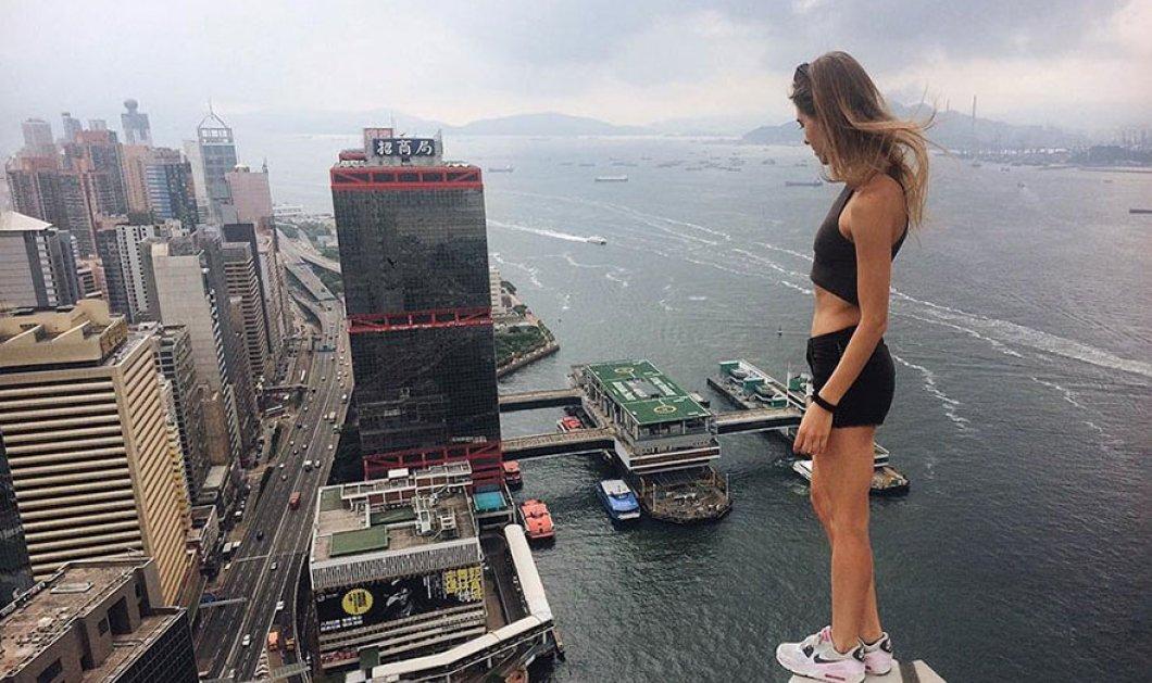 """Αψηφώντας τον κίνδυνο: Οι πιο """"ριψοκίνδυνες"""" selfie του κόσμου θα σας κόψουν την ανάσα  - Κυρίως Φωτογραφία - Gallery - Video"""