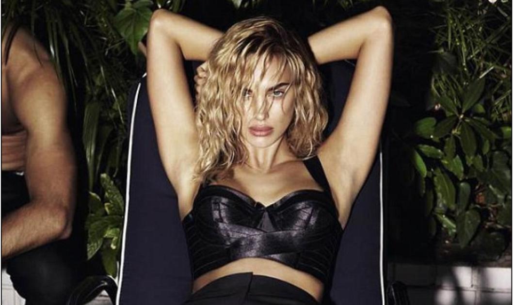 Και ο ... Θεός της Vogue έπλασε ξανθιά την Irina Shayk: Σε πολύ αποκαλυπτική φωτογράφιση  - Κυρίως Φωτογραφία - Gallery - Video